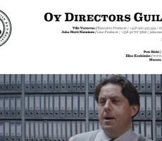 Director Guild nettisivut